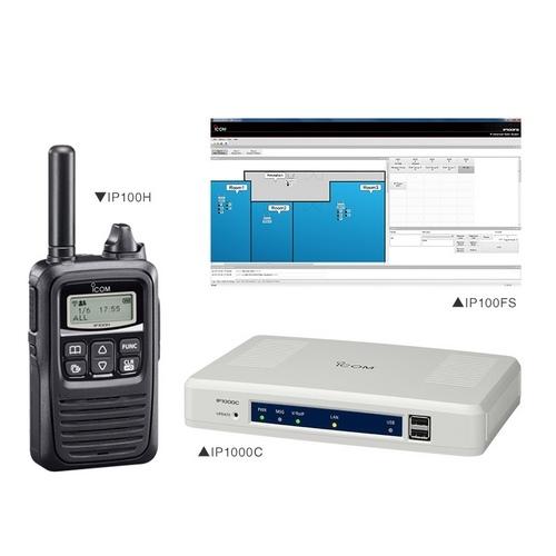 Hệ thống bộ đàm IP
