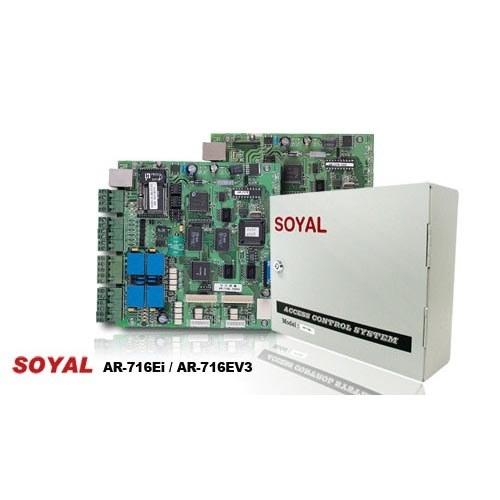 SOYAL AR-716EI  - Kiểm soát trung tâm 16 cửa